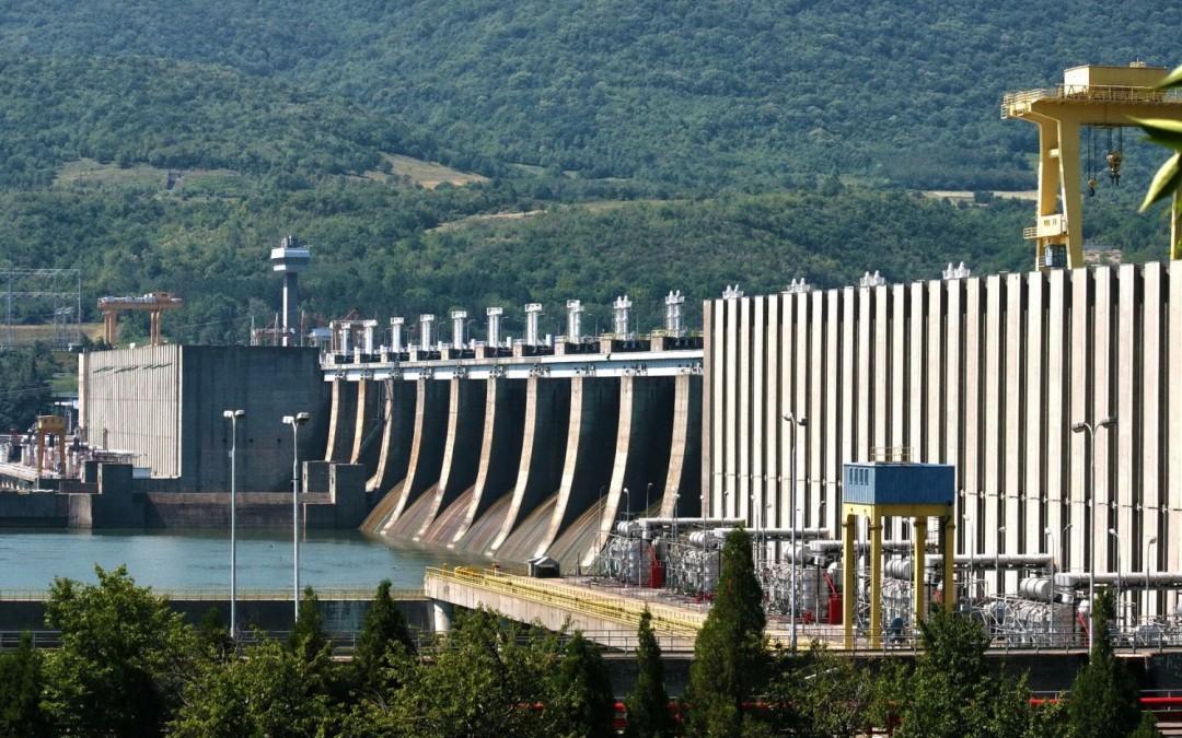 Hidrocentrala Porţile de Fier 1